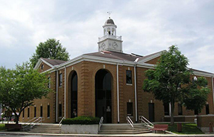 Clinton County Courthouse